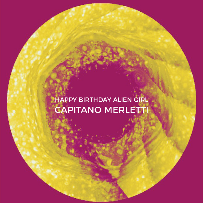 Happy Birthday Alien Girl (Single Ep)