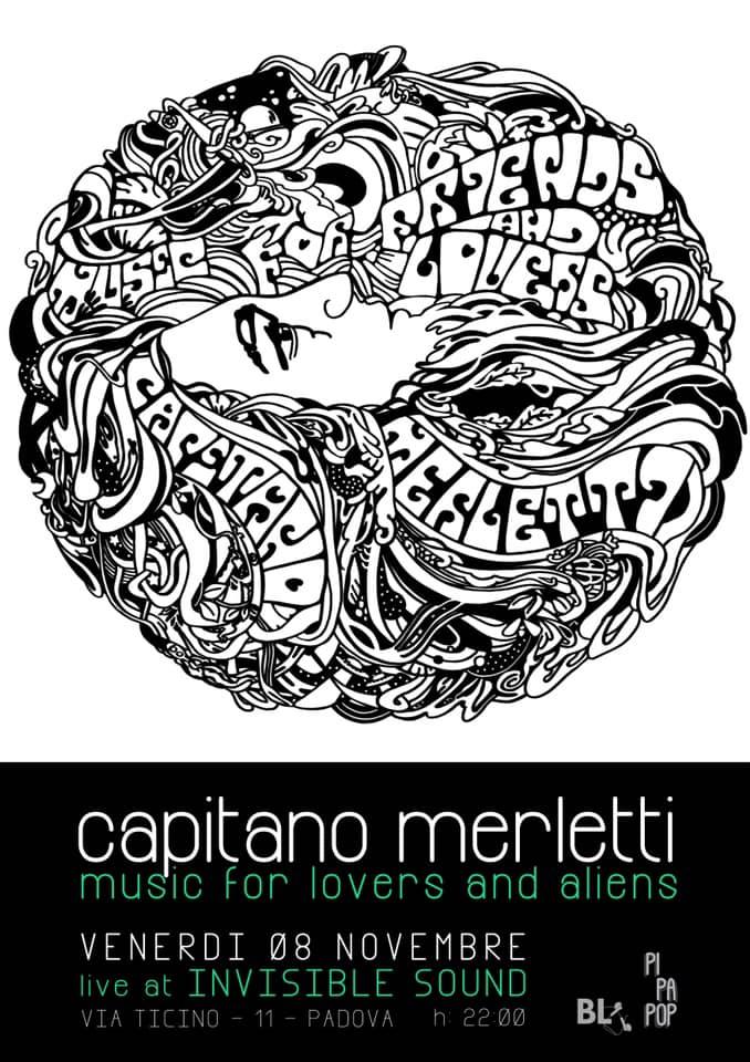 Capitano Merletti at Invisible Sound