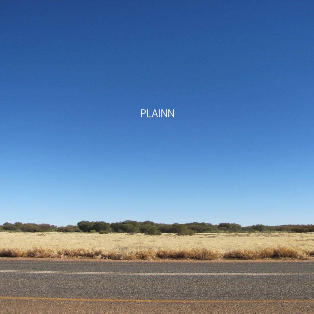 Plainn album artwork